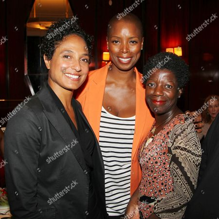 Shola Lynch (Director), Sidra Smith (Producer) and Thelma Golden