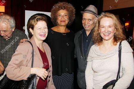 Nina Rosenblum, Angela Davis, Walter Mosley and Rutanya Alda
