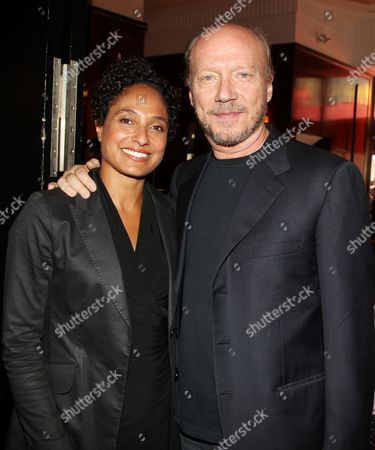 Shola Lynch (Director) and Paul Haggis