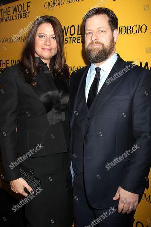 Emma Koskoff with Husband