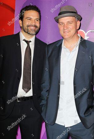 Ricardo Antonio Chavira and Mike O'Malley
