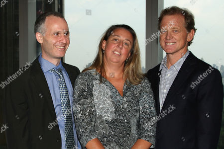 Micah Fink, Maro Chermayeff and Jamie Redford