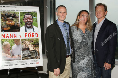 Stock Picture of Micah Fink, Maro Chermayeff and Jamie Redford