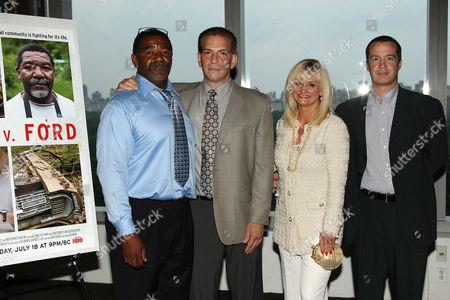 Wayne Mann, Bob Spiegel, Vicki Gilliam and Kevin Madonna