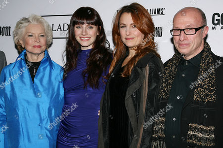 Ellen Burstyn , Bryce Dallas Howard, Jodie Markell, guest