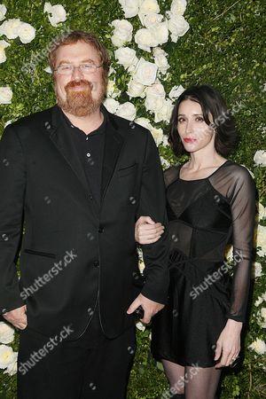 RJ Cutler and Stephanie Davis
