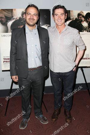 Kyle Patrick Alvarez (Director) and Billy Crudup