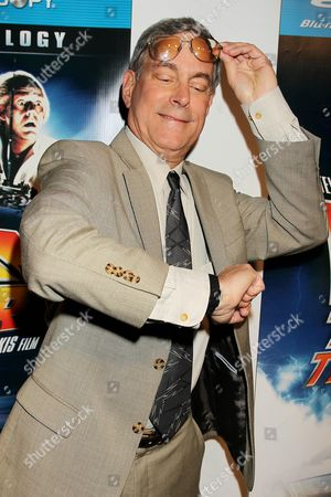 Editorial picture of 25th Anniversary and Blu Ray Release of The Back To the Future Trilogy, New York, America - 25 Oct 2010