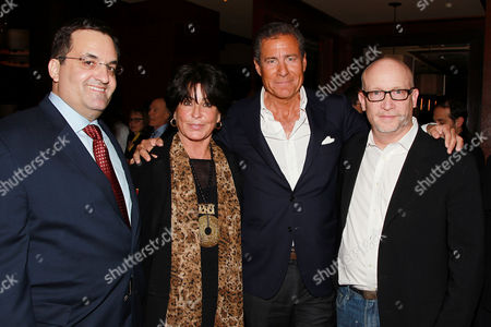 Kary Antholis, Frank Marshall, Richard Plepler and Alex Gibney