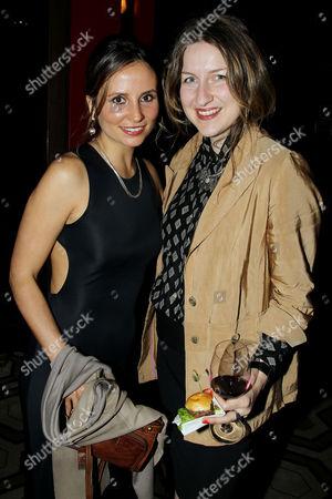 Petra Costa and Rachel Katz