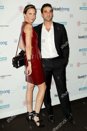 Editorial photo of The Headstrong Project 'Words Of War' Benefit, New York, America - 01 Oct 2014