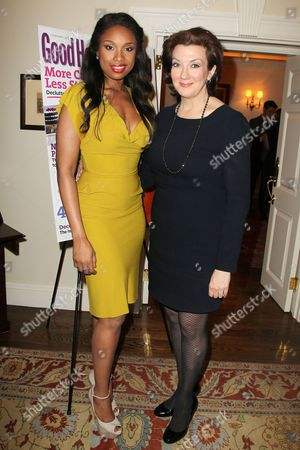 Editorial picture of Good Housekeeping Celebrates Jennifer Hudson's Magazine Cover, New York, America - 10 Jan 2012