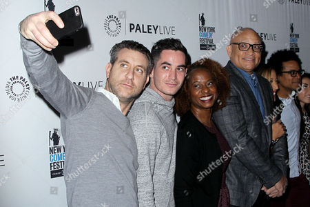 Rory Albanese, Ricky Velez, Holly Walker, Larry Wilmore, Robin Thede, Jordan Carlos
