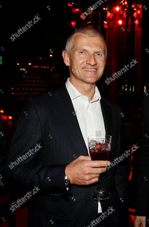 Andrea Illy (Chairman and CEO of illycaffe)