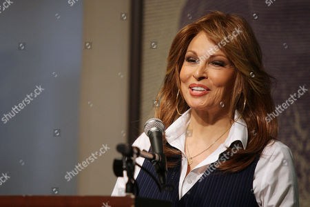 Stock Photo of Raquel Welch
