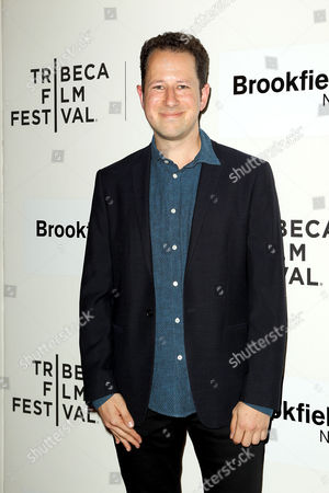 Editorial picture of 'The Driftless Area' film screening, Tribeca Film Festival, New York, America - 18 Apr 2015