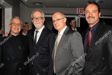 Stock Image of Ron Meyer, Gary Goetzman, Paul Brooks and Scott Niemeyer