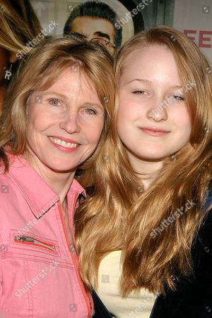Donna Hanover with her daughter Caroline Giuliani