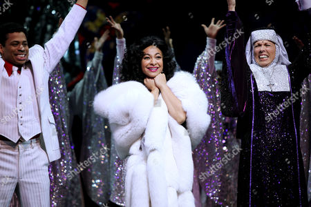 Editorial picture of 'Sister Act' musical show, New York, America - 27 Mar 2012