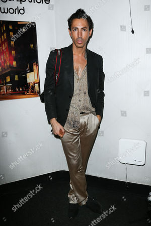Editorial picture of Fashion's Night Out at Bloomingdales, New York, America - 06 Sep 2012