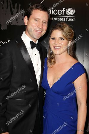 Jenna Bush and Henry Chase Hager