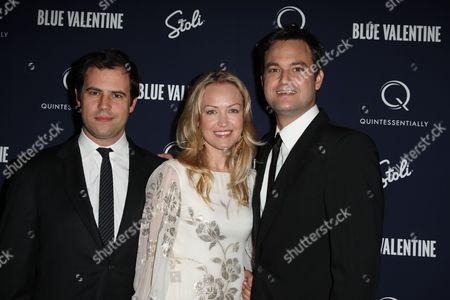 Alex Orlovsky, Lynette Howell and Jamie Patricof (Producers)
