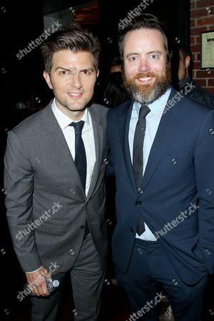 Adam Scott and Jonathan C. Daly
