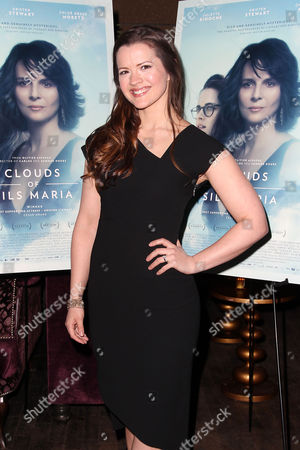 Editorial photo of Sundance Selects 'Clouds Of Sils Maria' film screening, New York, America - 06 Apr 2015