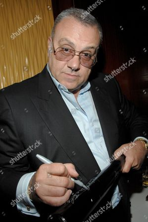 Stock Image of Vince Curatola