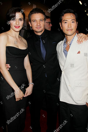 Editorial photo of 'The Bourne Legacy' film premiere, New York, America - 30 Jul 2012