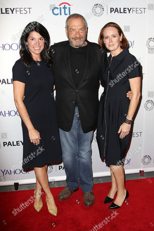 Maureen J. Reidy, Dick Wolf and Noelle Lippman