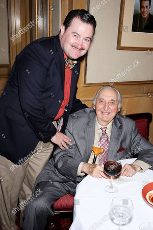 Fyvush Finkel and Allen Lewis Rickman