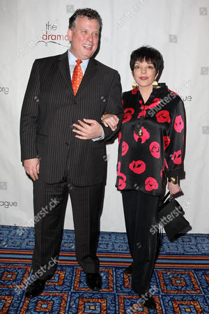 Stock Image of Billy Stritch and Liza Minnelli