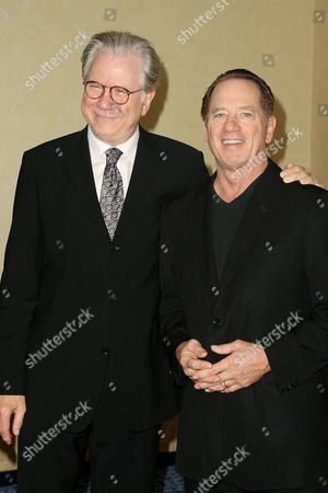 John Larroquette and Tom Wopat
