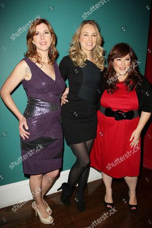 Wilson Phillips - Wendy Wilson, Carnie Wilson and Chynna Phillips