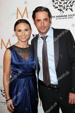 Georgina Bloomberg and Prince Lorenzo Borghese