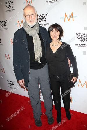 James Cromwell and Anna Stuart