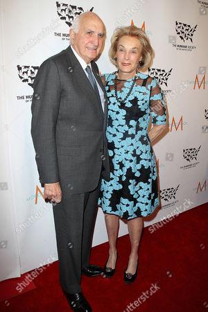 Kenneth Langone and Elaine Langone