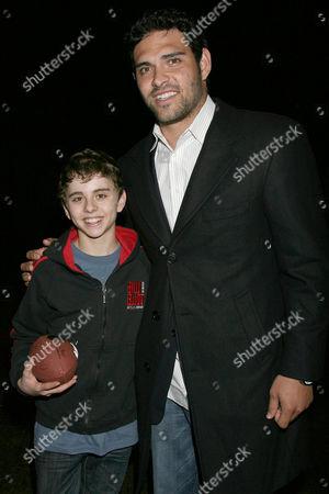 Mark Sanchez and Michael Dameski