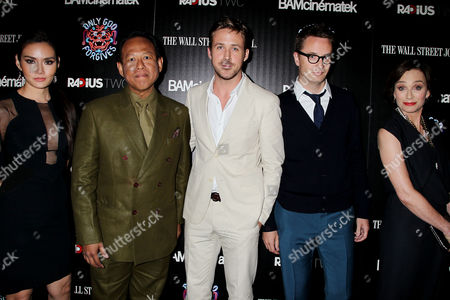 Editorial image of 'Only God Forgives' film screening, New York, America - 16 Jul 2013