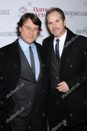 Robert Lantos (Producer), Richard J Lewis (Director)
