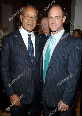 Editorial image of Ralph Lauren Center For Cancer Care and Prevention Cocktail Reception at The Society of Memorial Sloan-Kettering Cancer Center in New York, America - 18 Sep 2007