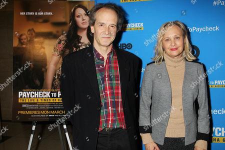 Nick Doob and Shari Cookson (Directors)