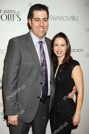 Dylan Wiley and wife