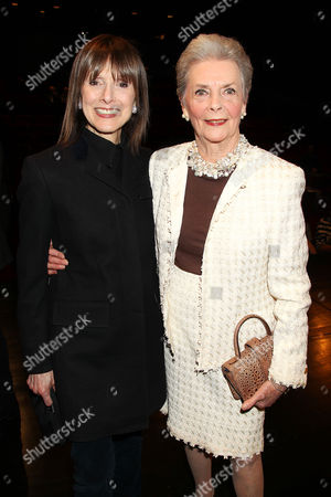 Jean Doumanian and Betty Halbreich