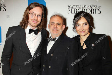 Editorial picture of 'Scatter My Ashes At Bergdorf's' film premiere, New York, America - 29 Apr 2013