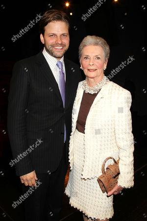 Matthew Miele (Director) and Betty Halbreich