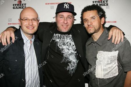 Craig Lifschutz, Mark Levy and Lee Quinones