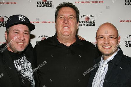 Mark Levy, Mike Starr and Craig Lifschutz