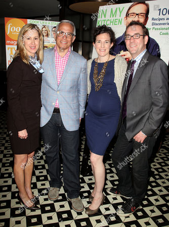 Editorial photo of 'In My Kitchen' book launch party, New York, America - 09 May 2012